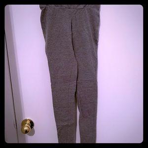Cotton thick waist leggings